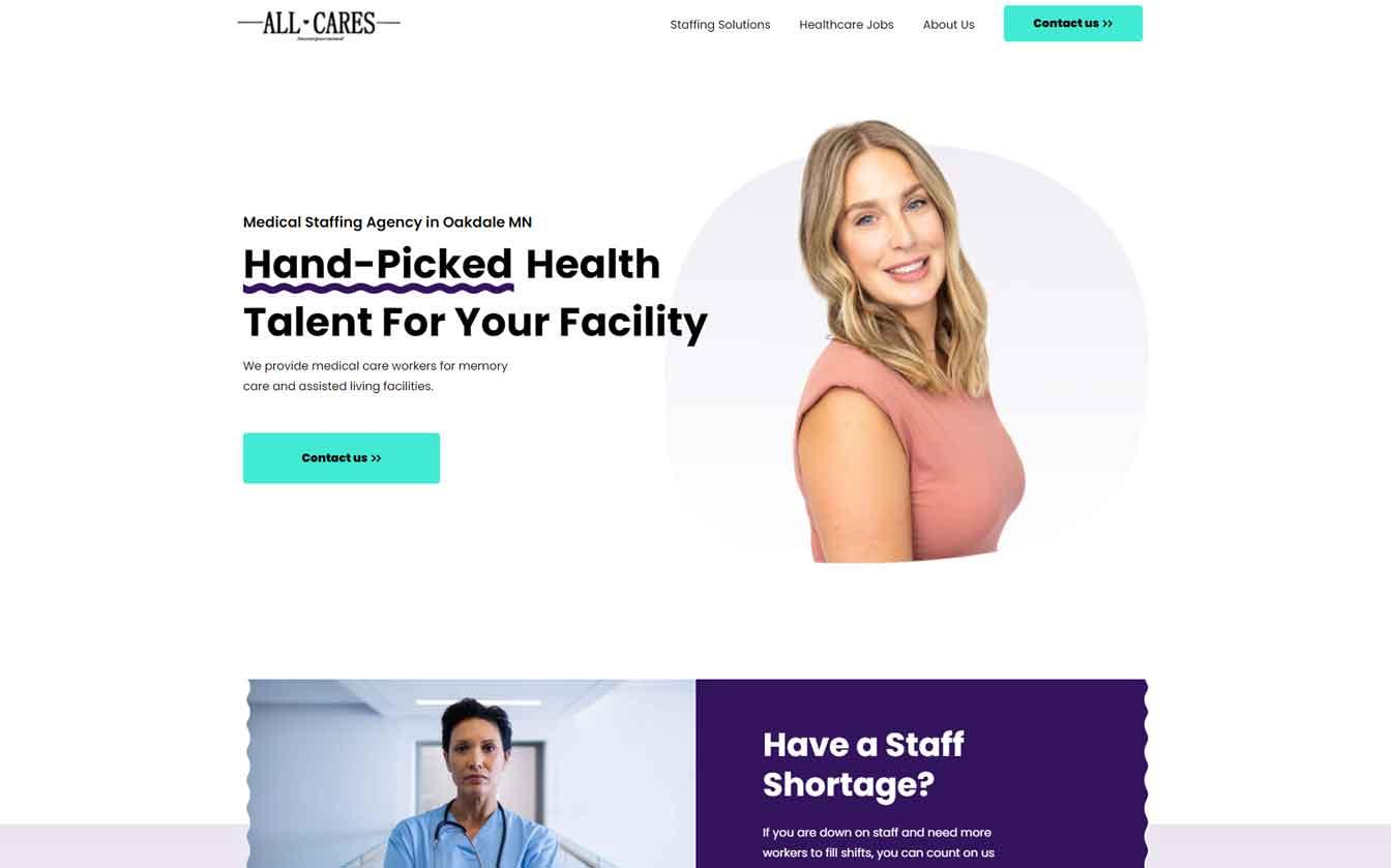 Client website project 4
