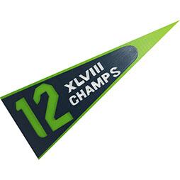 """12 XLVIII Champs"" Handcrafted Art"