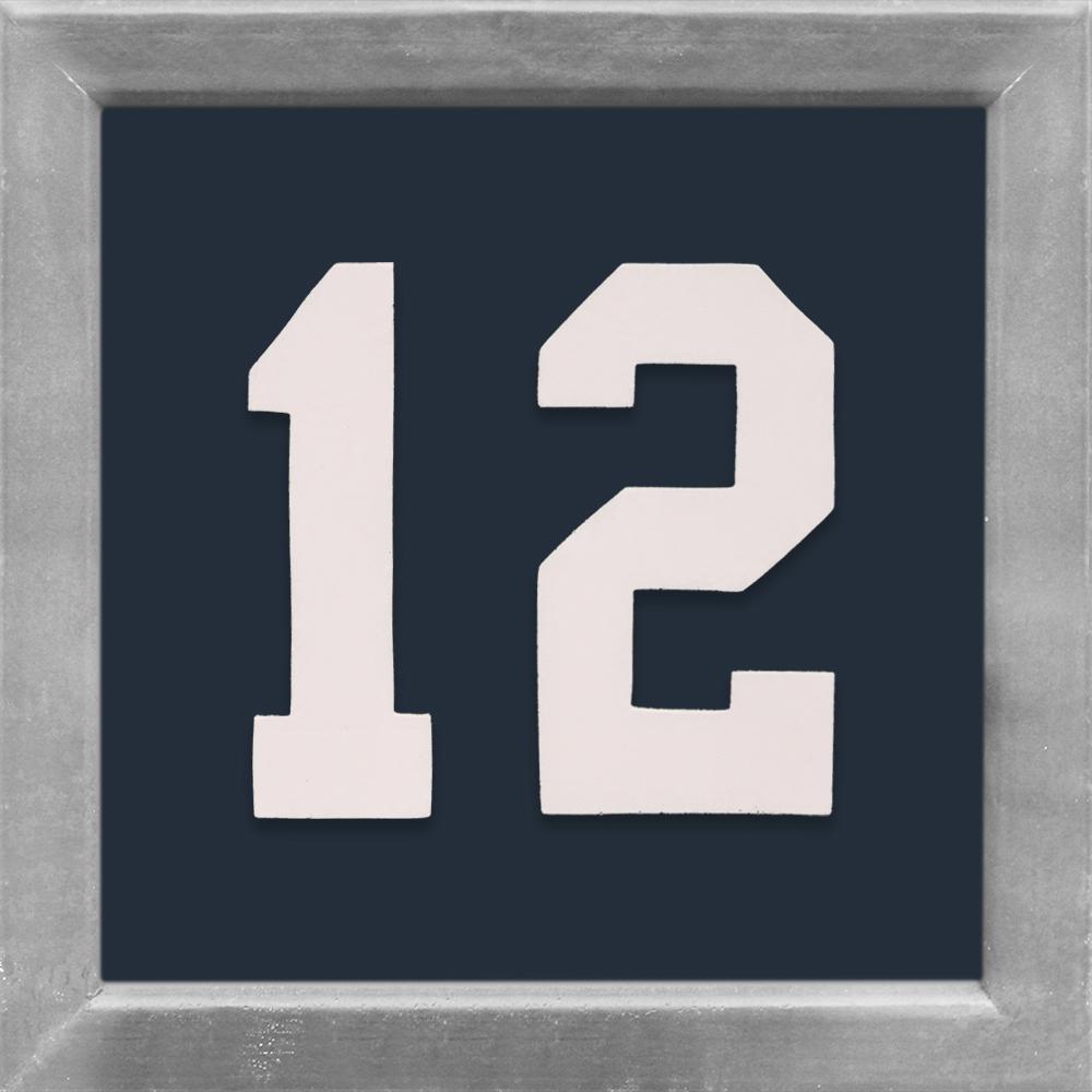 """12"" Handcrafted Art"