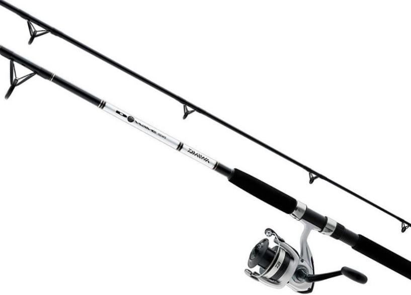 """DAIW D-WAVE SPIN COMBO 2-PC 8'0""""M"""