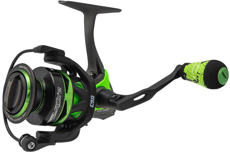 LEWS MACH II SPEED SPIN REEL 10BB