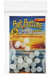 BAIT BUTTONS BIG GAME REFILLS (25)