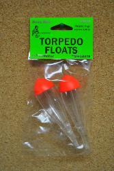 BEAU PET STD TORPEDO FLOATS(2)