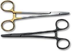"""COLO/ANGLER 5-1/2"""" STRAIGHT FORCEPS"""