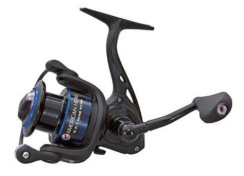 LEWS AMERICAN HERO SPINNING REEL 180/10