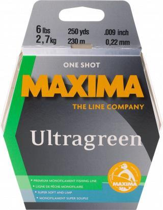 MAXIMA ONE-SHOT SPOOL, U/GRN
