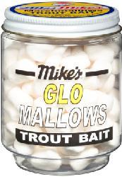 MIKE'S ANISE GLO MALLOWS, WHITE