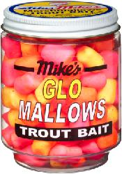 MIKE'S CHEESE GLO MALLOWS, ASSORTED