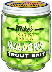 MIKE'S GARLIC GLO MALLOWS, CHART