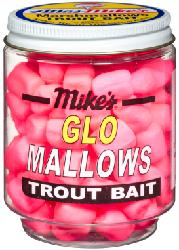 MIKE'S SHRIMP GLO MALLOWS, CERISE