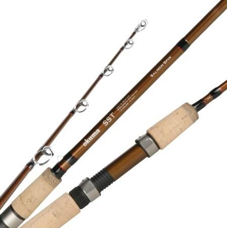 OKUMA SST TROUT SPINNING ROD 2PC