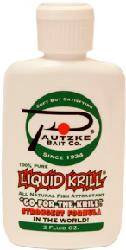 "PAUTZKE ""LIQUID KRILL"" 2 OZ FISH ATTRACT"
