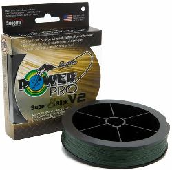 POWER PRO SUPER SLICK V2 150Y, MOSS GR
