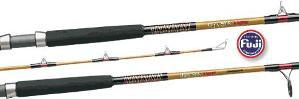 S/SPEAR TIGER D/RIG ROD 8' 2PC ML 12-30#
