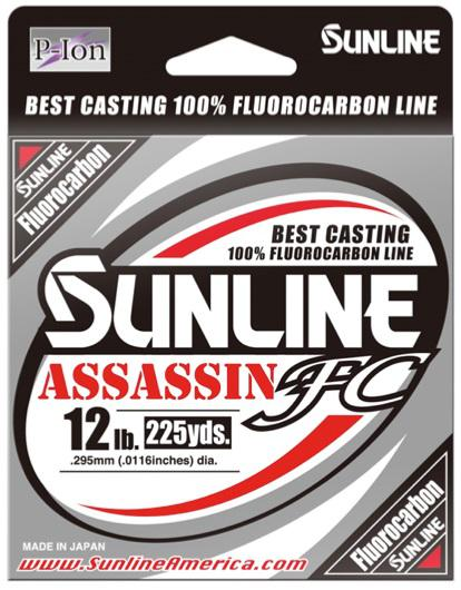 SUNLINE ASSASSIN FC 225YD CLEAR