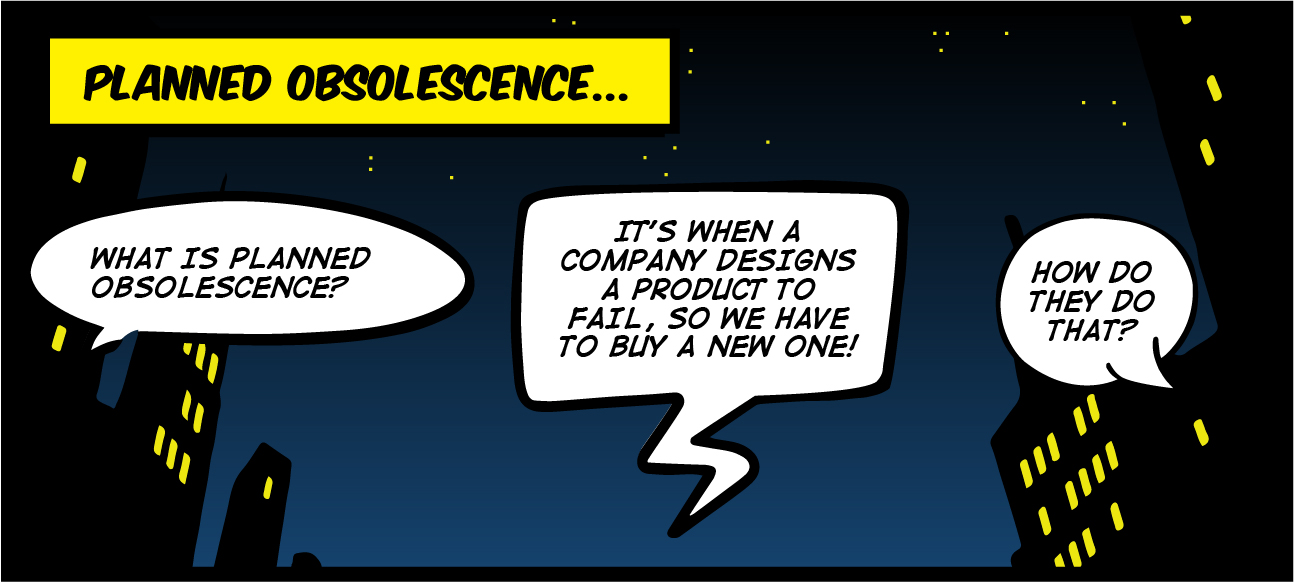 what is planned obsolescence