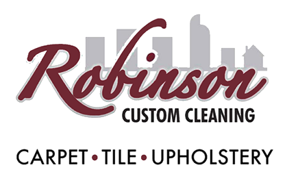Robinson Custom Cleaning Carpet Tile & Upholstery logo