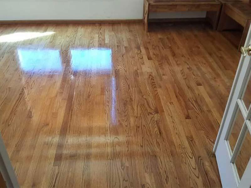 Wood floor rejuvenation in Denver, CO