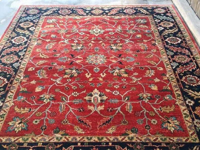 Oriental rug cleaning in Denver, CO