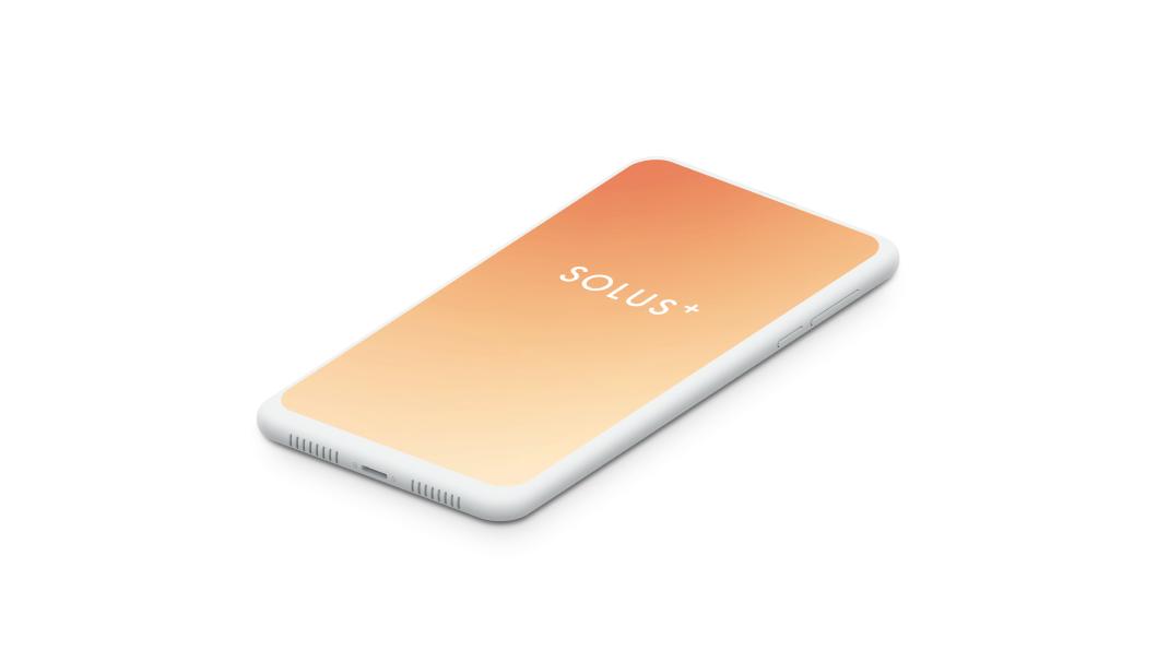 solus phone image