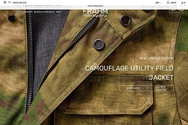 Frahm Jacket