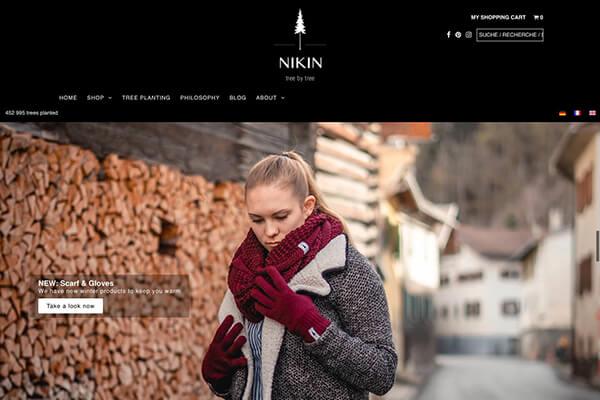 Nikin Clothing