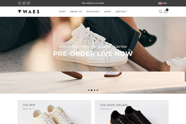 WAES Shoes