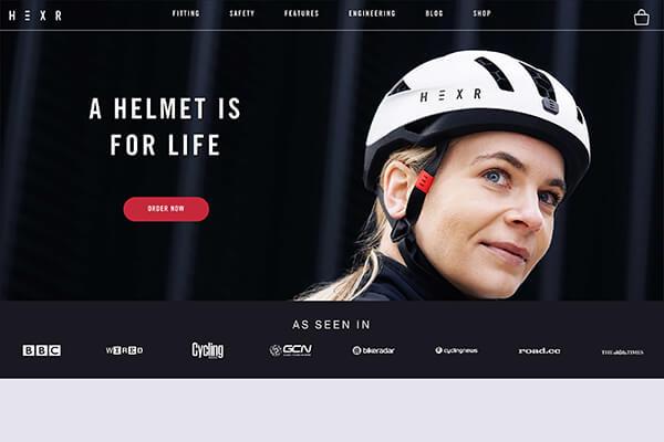 Hexr Helmets