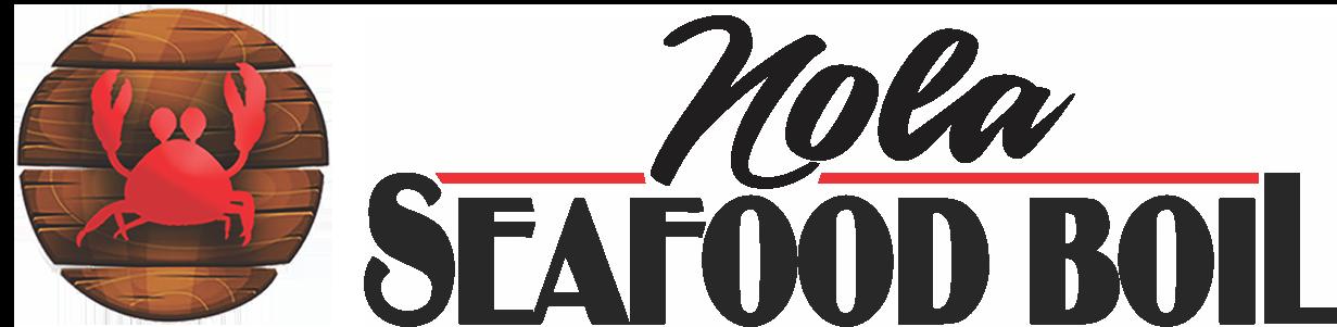 nola seafood boil logo