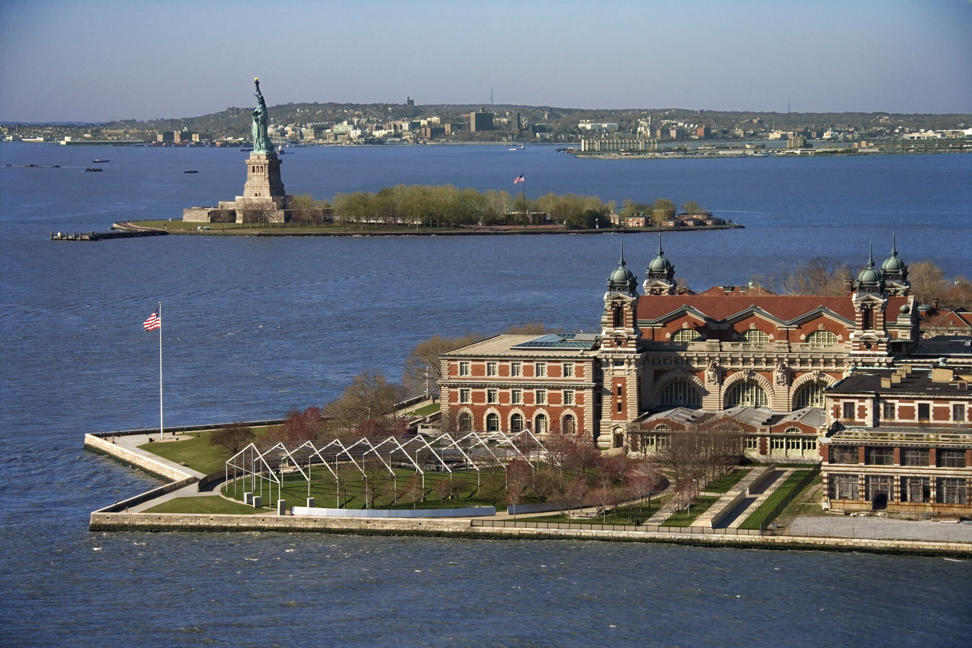 Ellis Island National Monument and Museum of Immigration