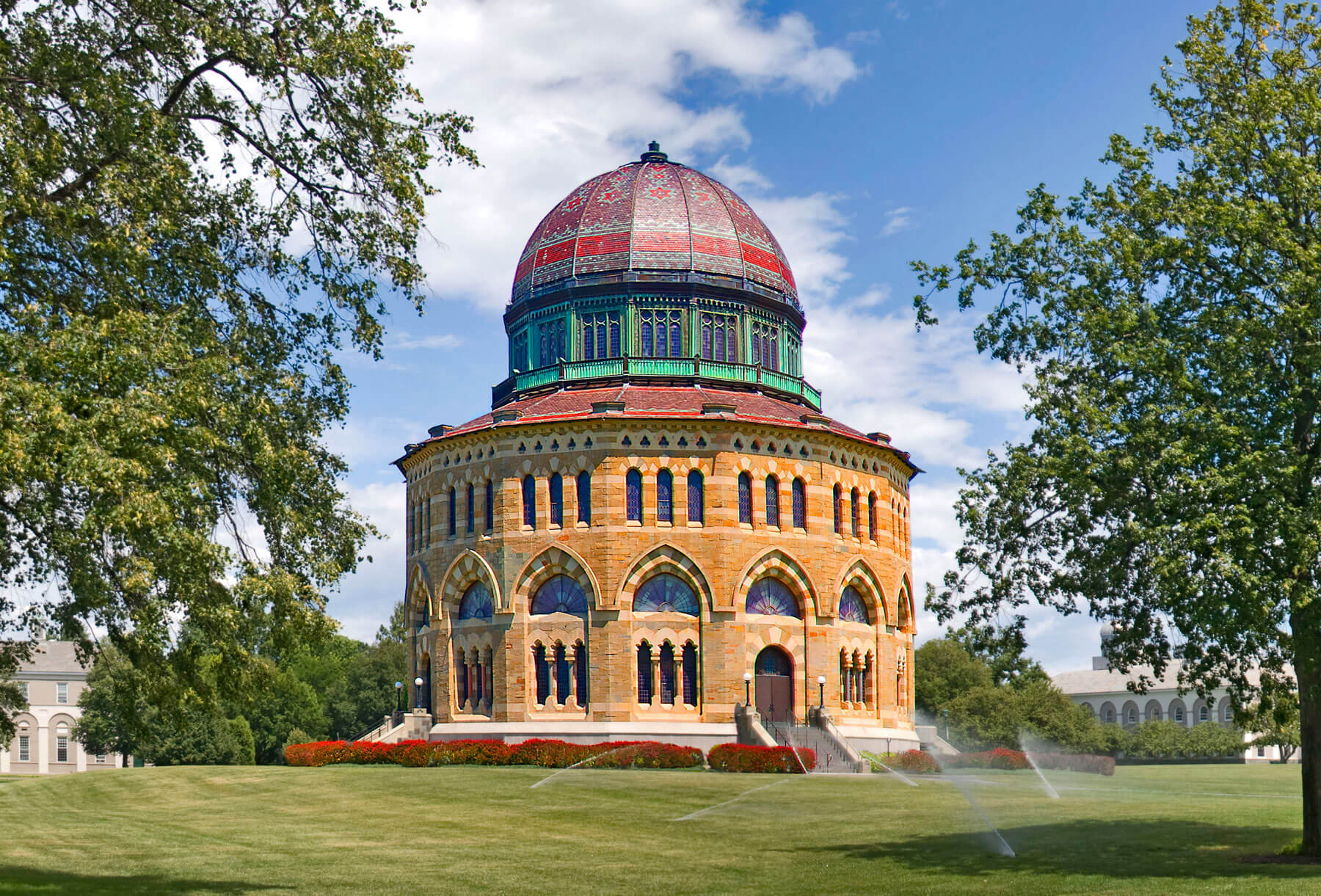 Union College Nott Memorial
