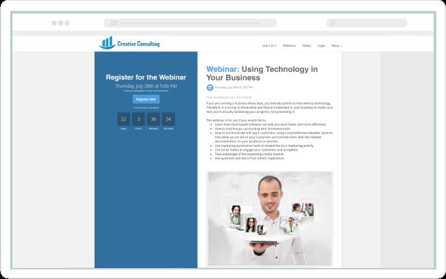 Yondo webinars offer webinars free
