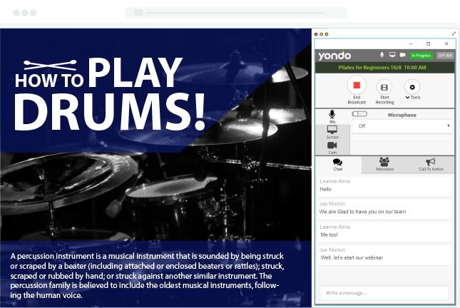 teaching webinar screenshot