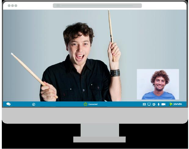 teach music online example