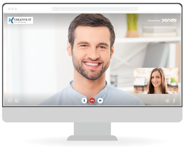 Live Online Consultation Screenshot