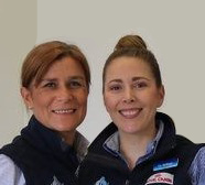 Dr Seina Capp and Dr Ashleigh Long of Thornbury Veterinary Hospital