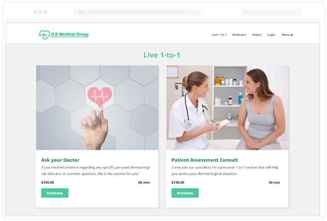 Yondo Live 1-to-1 Medical Consultation