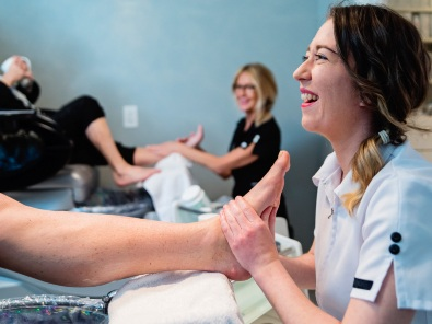 Are nail salons to blame for the epidemic of fungal toenails?