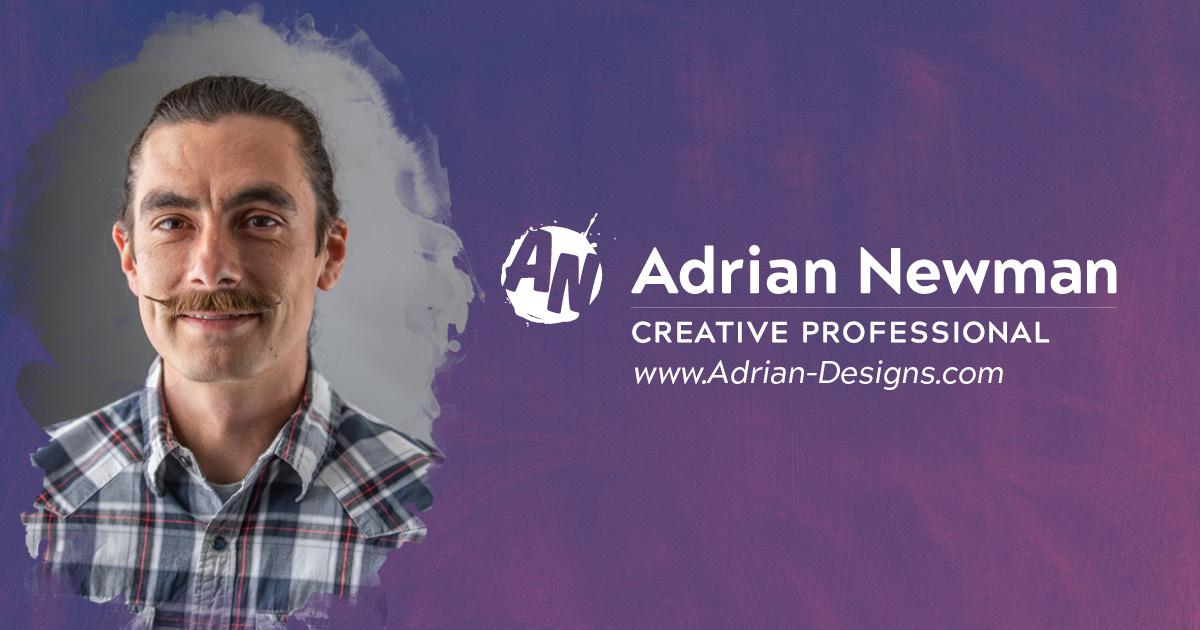 Adrian Newman Creative Professional