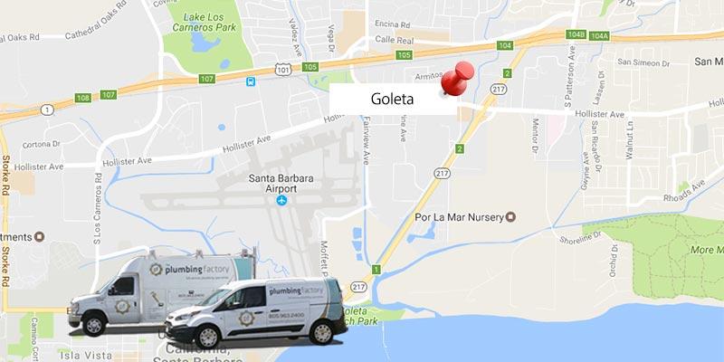 goleta plumbing services