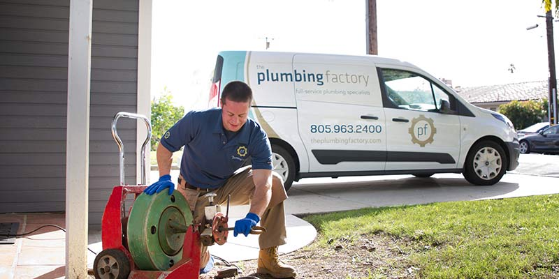 Drain Cleaning Service Repair The Plumbing Factory