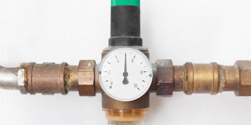 water pressure regulator services