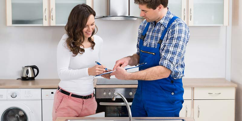 plumbing check-up services