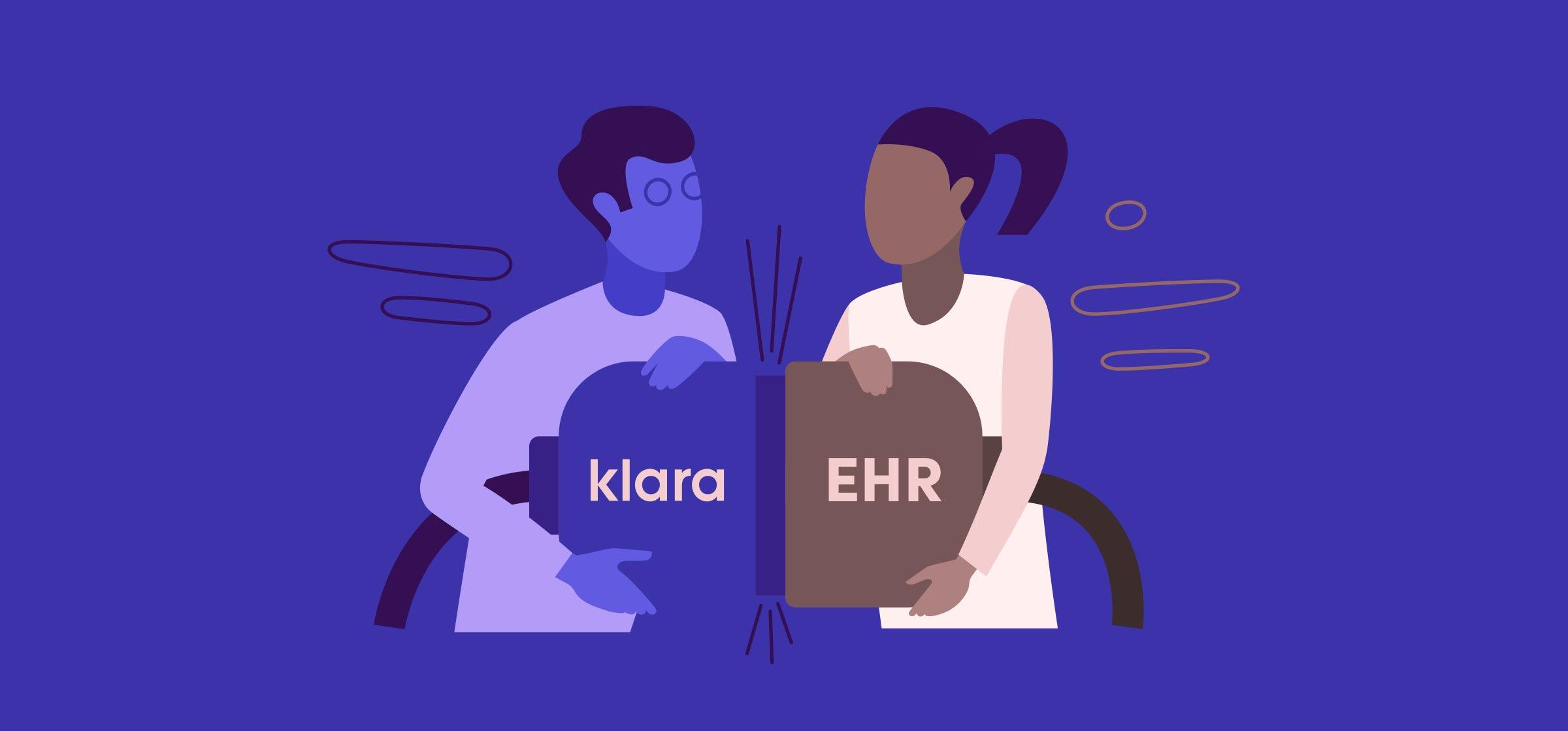 Klara + athenahealth: Choose a smarter way to keep your patients happy