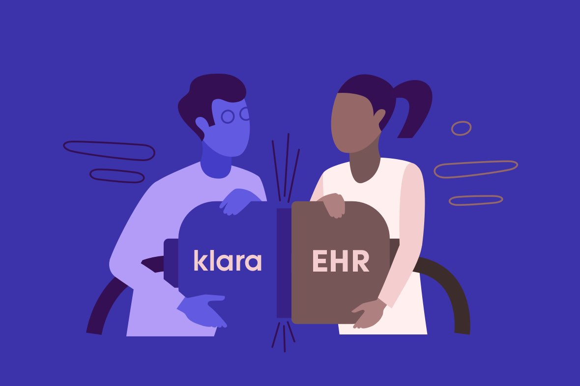 Klara + athenahealth: Choose a smarter way to keep your patients happy