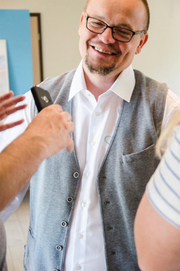 Thomas Manthey ist ein langjähriges Mitglied bei der GTU-Gruppe.