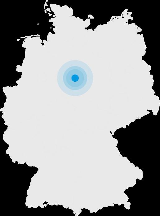 Werde Teil der Blue Heart Intensivpflege - Du findest uns in Hannover.
