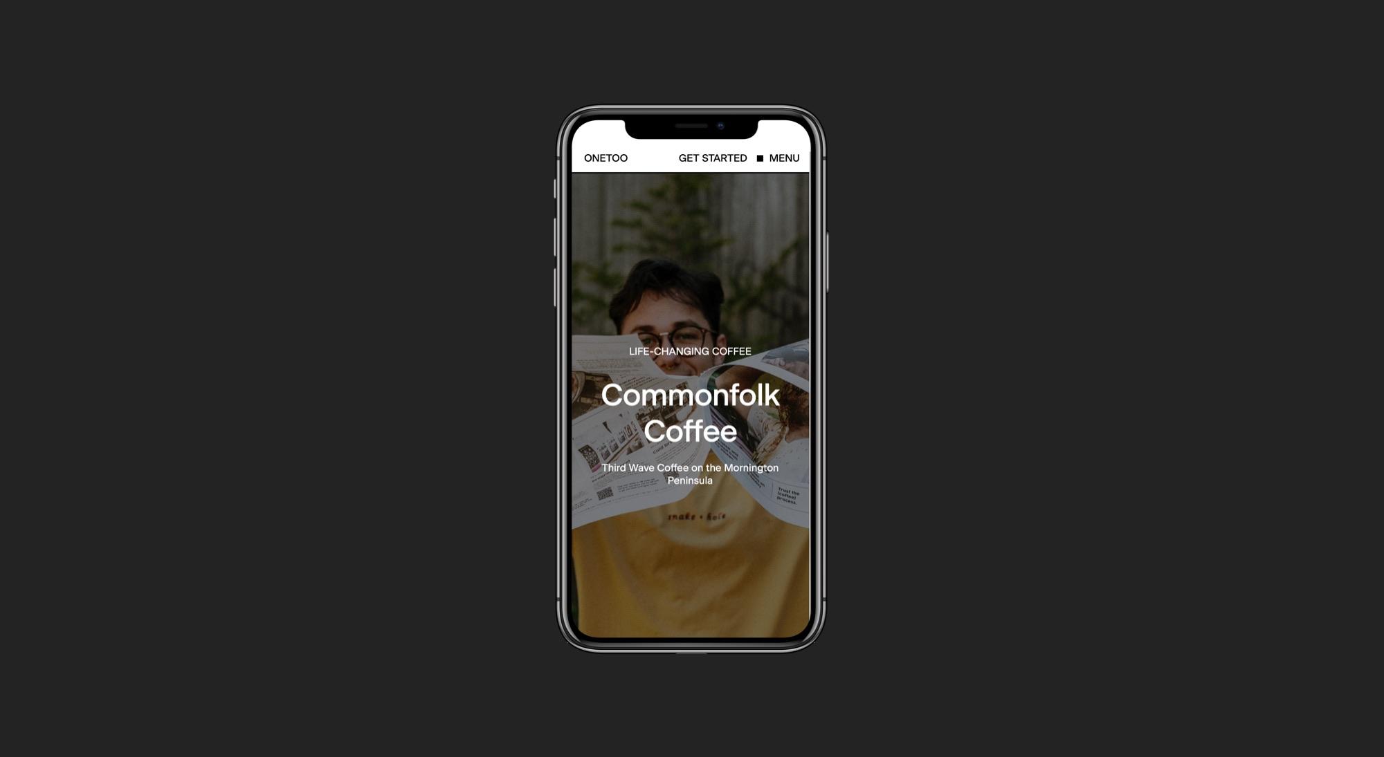 UX / UI Design | ONETOO - Mornington Peninsula & Melbourne