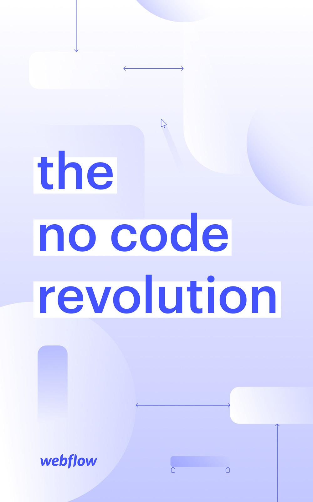 No-code revolution ebook