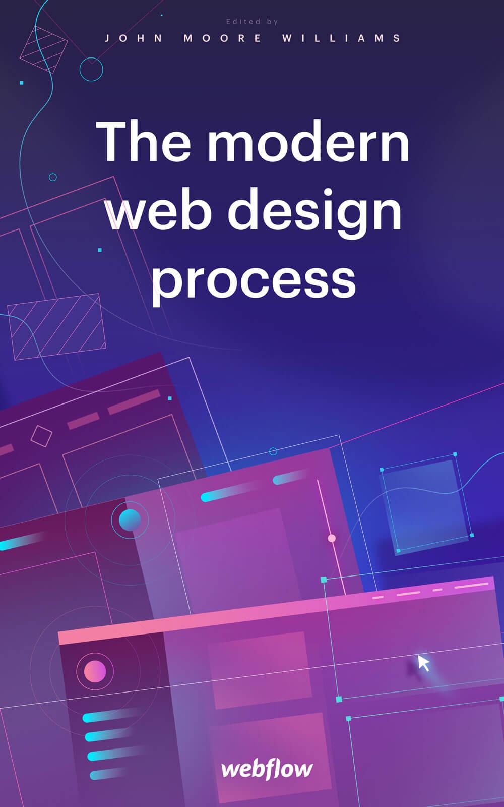 Link to The Modern Web Design Process Ebook